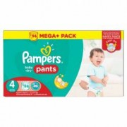 Pampers scutece chilotel Baby-Dry nr.4 8-15 kg 94 buc