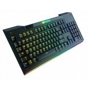 KBD, COUGAR Aurora S, Gaming, Membrane switches, RGB backlight, Carbonlike Surface, USB (CG37AUSXNMB0002)