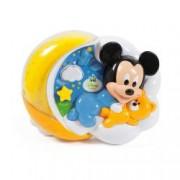 Proiector pentru copii - Stele magice cu melodii relaxante Mickey Mouse Clementoni