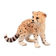Schleich North America Cheetah Cub Toy Figure