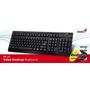 Genius kb-125 black usb srb tastatura