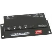 Phonocar VM256 Divisore di schermo Alimentazione 9-36V 4 Ingressi camera