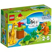 Lego Baby Animals, Multi Color
