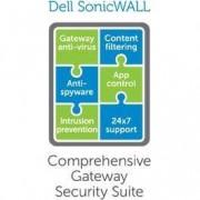 SonicWall Gateway Anti-Malware, Intrusion