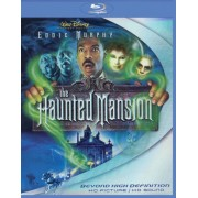 The Haunted Mansion [Blu-ray] [2003]