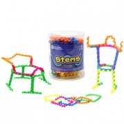 Stems - Set constructie cu piese - 20 de piese