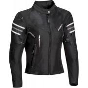 Ixon Ilana Ladies Motorcycle Textile Jacket Black White L