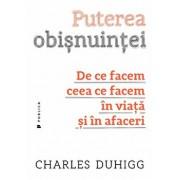Puterea obisnuintei. De ce facem ceea ce facem in viata si in afaceri/Charles Duhigg