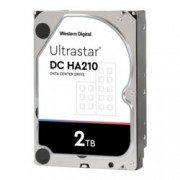 """2TB WD Ultrastar, SATA 6Gb/s, 7200 rpm, 128MB, 3.5""""(8.89 cm)"""