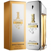 1 Million Lucky EDT 200 ML de Paco Rabanne - Hombre