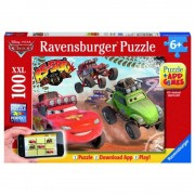 Puzzle Disney Cars, 100 piese