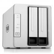NAS, TerraMaster F2-210, 2x2TB Seagate NAS, Dual Core CPU (F2-210/2X2TB)