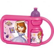 Disney Prinses Sofia lunchbox met beker