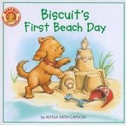 Biscuit's First Beach Day, Paperback/Alyssa Satin Capucilli