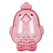 Rock The Party Chick Piggy Coin Bank Pink Colour
