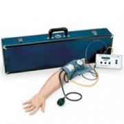 simulatore braccio per pressione sanguigna - con sfigmomanometro e val
