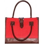 Giant Roots Women Red, Brown Shoulder Bag