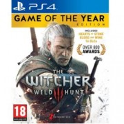 The Witcher 3: Wild Hunt Game Of The Year Edition, за PS4