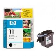 HP Testina Originale Hp Designjet 800 Ps Nero C4810a (11) Bk