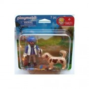 Playmobil 5821 with Vet Dog 2 pack