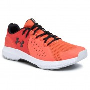 Обувки UNDER ARMOUR - Ua Charged Commit Tr 2 3022027-600 Red
