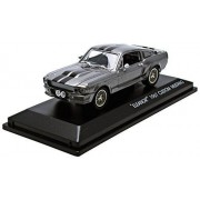 Greenlight Collectibles - 86411 - Véhicule Miniature - Modèle À L'échelle - Ford Mustang Shelby - Gt 500 Custom - Eleanor - Echelle 1/43-Greenlight