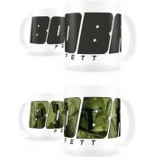 SD Toys Star Wars - Boba Fett Heat Change Mug