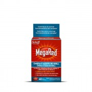 50a2fef47f2 Nutrof Omega Suplemento Alimentar 60 Cápsulas · MegaRed Ómega-3 Óleo de  Krill 40 Cápsulas