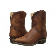 Frye Billy Short Cognac Washed Oiled Vintage