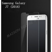 Samsung Galaxy J7 2016 Tempered Glass Screen Protector (Pack Of One)
