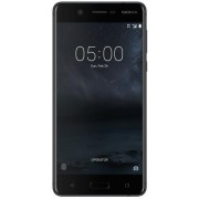 "Telefon Mobil Nokia 5, Procesor Octa-Core 1.4 GHz, IPS LCD Capacitive Touchscreen 5.2"", 2GB RAM, 16GB Flash, 13MP, Wi-Fi, 4G, Dual Sim, Android (Negru) + Cartela SIM Orange PrePay, 6 euro credit, 4 GB internet 4G, 2,000 minute nationale si internationale"