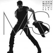 Ricky Martin - Musica+Alama+Sexo (0886975447220) (1 CD)