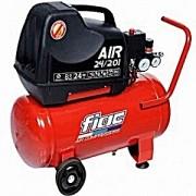 AIR 24/201 - Compresor FIAC cu piston, fara ulei, AIR 24/201