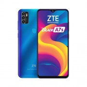 "ZTE Blade A7S 64G 4G LTE Smartphone 6.5"" HD Azul Desbloqueado"