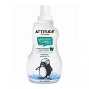 Detergent lichid bio pentru rufele bebelusilor Attitude cu nectar de pere 1050 ml 35 spalari