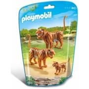 Familie de Tigri City Life Zoo Playmobil