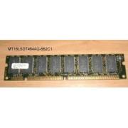 Micron - Mémoire - 32 Mo - SDRAM - DIMM 168 broches - PC66 - MT16LSDT464AG-662C1