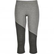 Ortovox Women FLEECE LIGHT SHORT PANTS grey blend