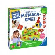 RAVENSBURGER Ministeps Lernspiel - Mein erstes Mitmach-Spiel