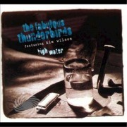 Video Delta Fabulous Thunderbirds - High Water - CD
