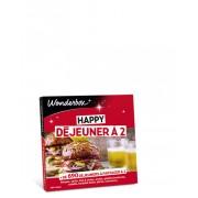 Wonderbox Coffret cadeau Happy déjeuner à 2 - Wonderbox