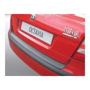 Protectie bara spate SKODA OCTAVIA 2004-2008 hatchback NEGRU MAT RGM AutoLux