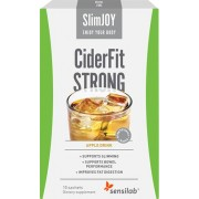 SlimJOY CiderFit STRONG - drink that blocks calories and cravings. 10-day programme.