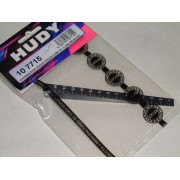 Hudy 107715 Ride Height Gauge Smooth 0 to 15mm