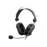 Casti A4Tech Over-Head HS-50 Black