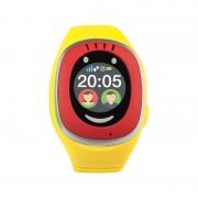 MyKi Touch Child GSM/GPS Watch - детски GSM/GPS часовник и тракер за локализиране на деца (жълт)