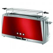 Russell Hobbs 23250-56 Luna Piros hosszúszeletes kenyérpirító