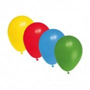 Nafukovacie balóniky farebné mix S [100 ks]
