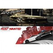 JBD NEED FOR SPEED MOST WANTED RACING COMBO Offline PC Game