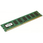 Crucial CT25664BA1339 Mémoire RAM 2 Go DDR3 1333 MT/s (PC3-10600) CL9 Unbuffered UDIMM 240pin